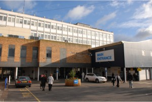 The Luton and Dunstable Hospital
